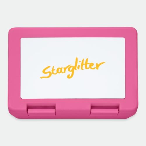 Starglitter - Lettering - Lunchbox