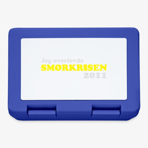 Smørkrise 2011 - Norsk - Matboks