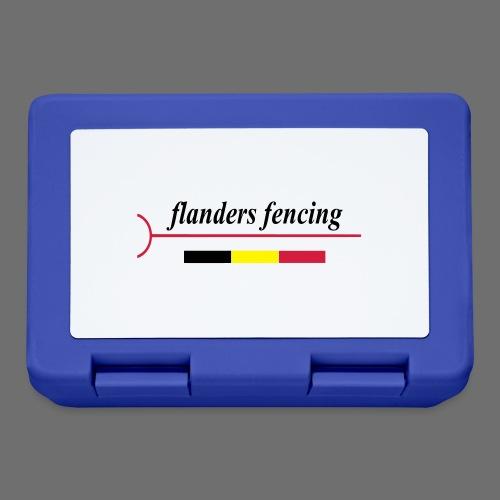 Flanders Fencing BE - Broodtrommel