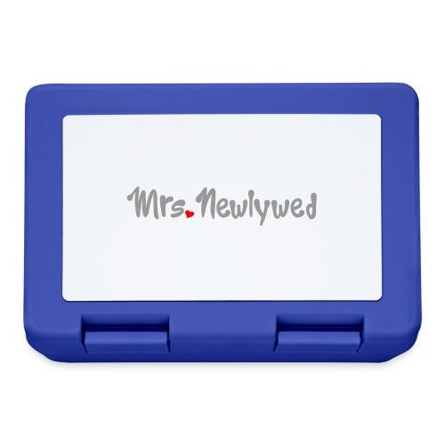 Mrs Newlywed - Lunchbox