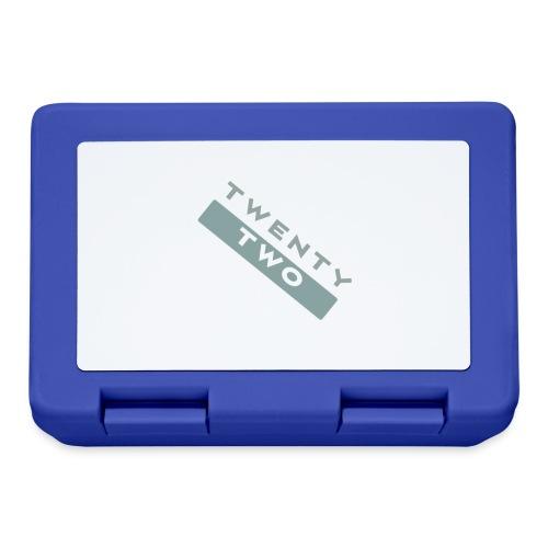 Twenty Two - Lunchbox