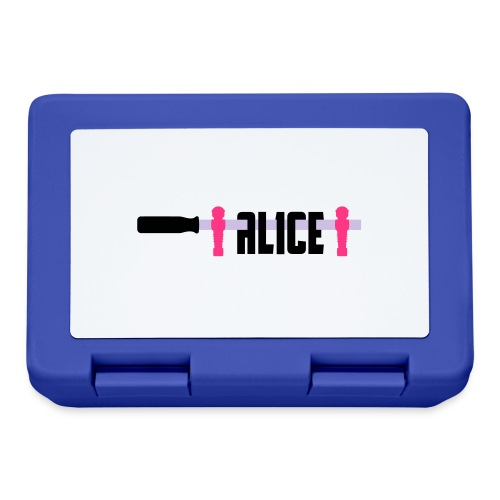 alice - Broodtrommel