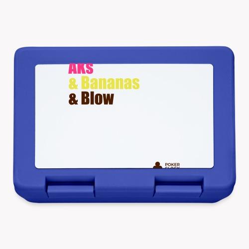 AKs & Bananas & Blow - Brotdose