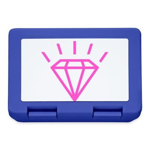 Diamant - Boîte à goûter.