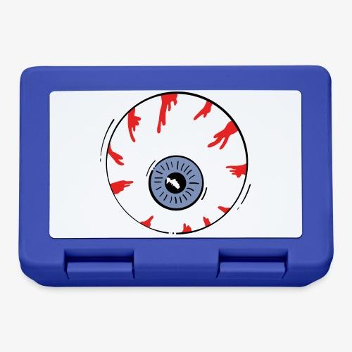 I keep an eye on you / Auge - Brotdose