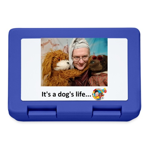 It's a dog's life - Lunchbox