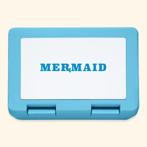 Mermaid logo - Matlåda
