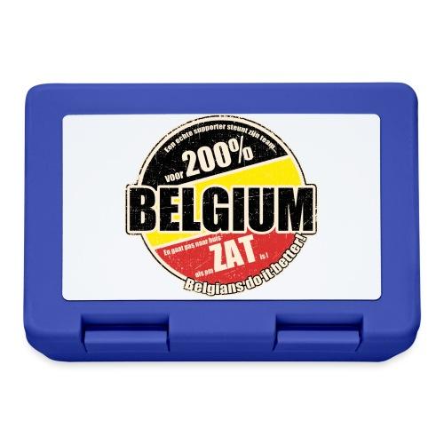 Belgium Vintage - Broodtrommel