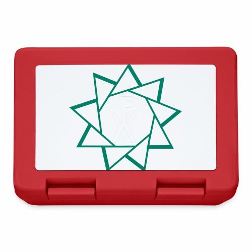 P.V.A. STELLA A 9 PUNTE VERDE Acqua - Lunch box