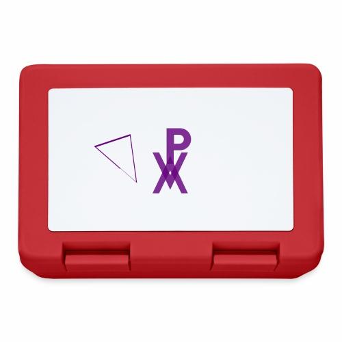P.V.A. STELLA A 9 PUNTE VIOLA SUPERNOVA (I) - Lunch box