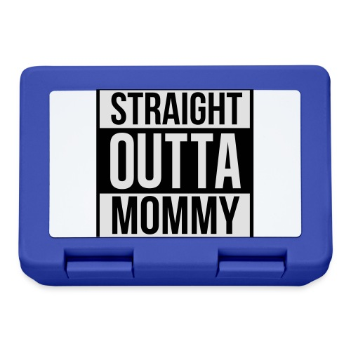Straight outta mommy - Lunchbox