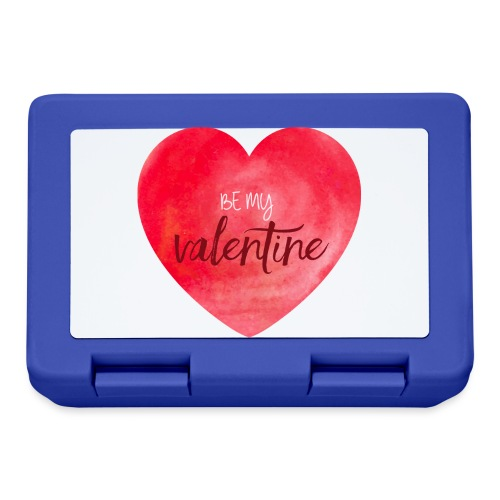 Cœur st.valentin - Boîte à goûter.