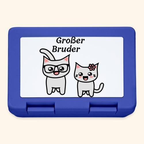 Großer Bruder - Brotdose