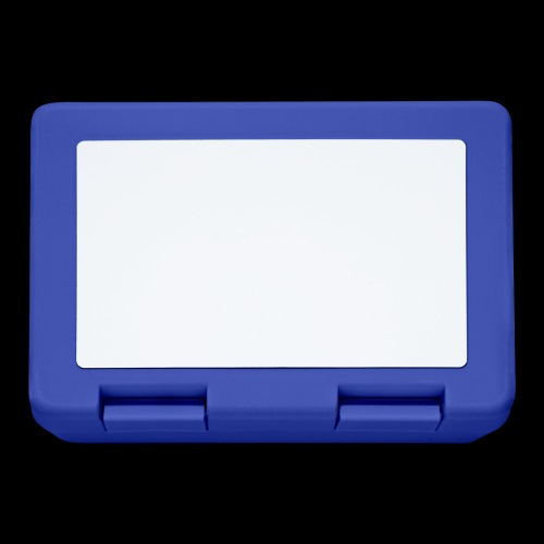 P2P Boxing White Logo - Lunchbox
