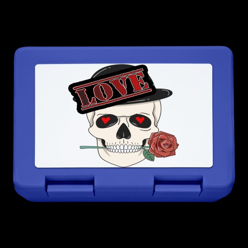 Skull Love - Brotdose