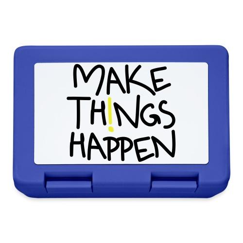 Make Things Happen - Brotdose