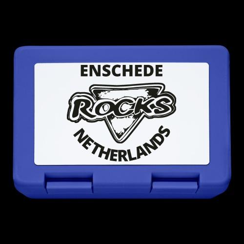 Rocks Enschede NL B-WB - Broodtrommel