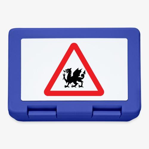 Welsh Dragon - Lunchbox