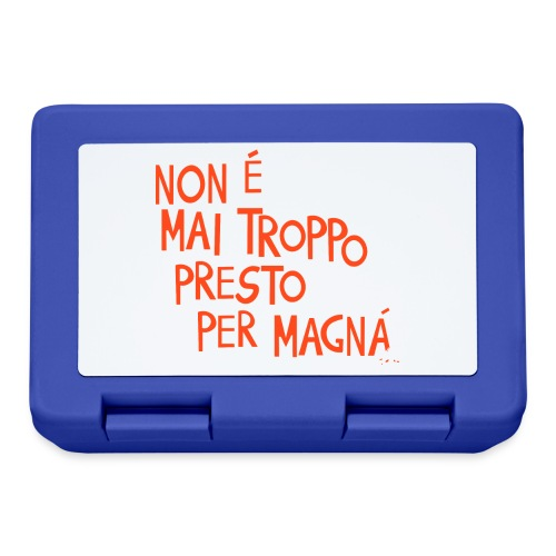 Tempo per mangiare - Lunch box
