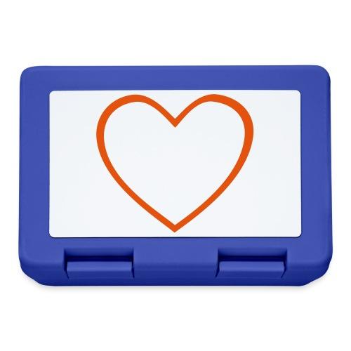 Hjärta 4 - Matlåda