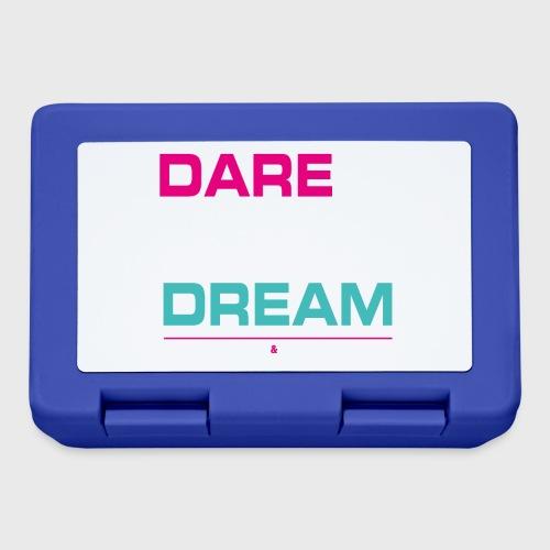 DARE TO DREAM - Fiambrera