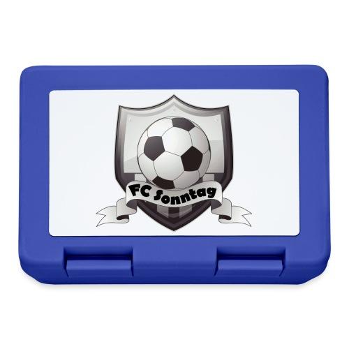 FC Sonntag Logo - Brotdose