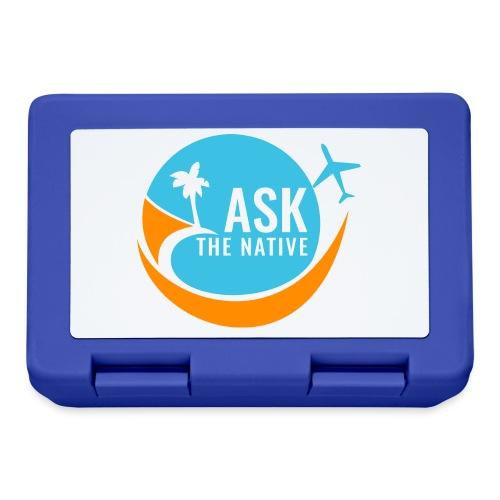 Ask the Native Original Logo - Broodtrommel