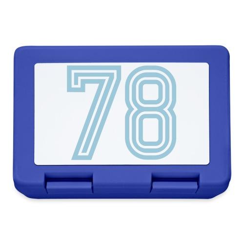 Football 78 - Lunchbox