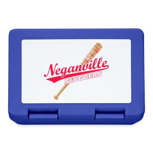 Neganville Sluggers - Lunchbox