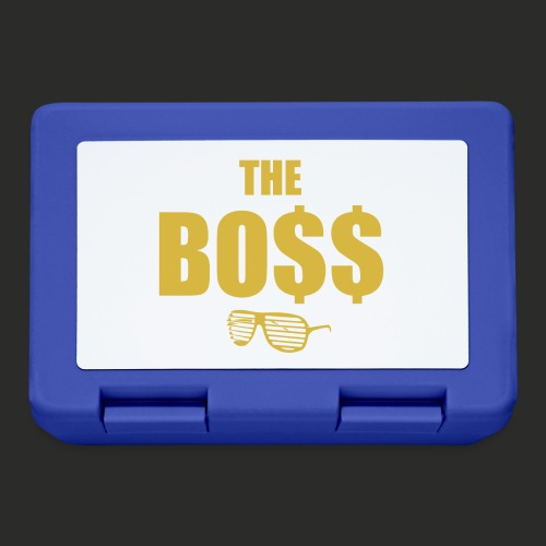 The Bo$$ Mens T-Shirt - Lunchbox