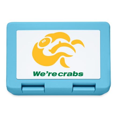 Crazycrab_Australia - Lunch box