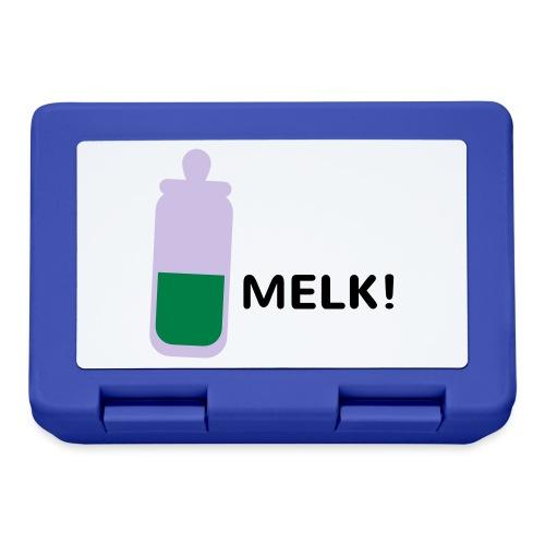 Grappige Rompertjes: Melk - Broodtrommel