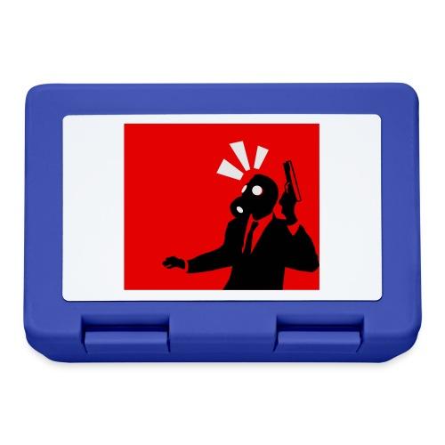 Gasmask - Lunchbox