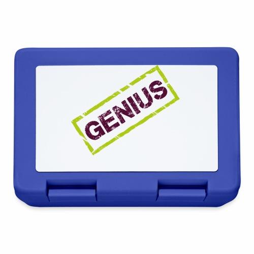 genius - Lunch box