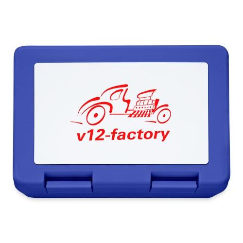 v12 factory Logo - Brotdose