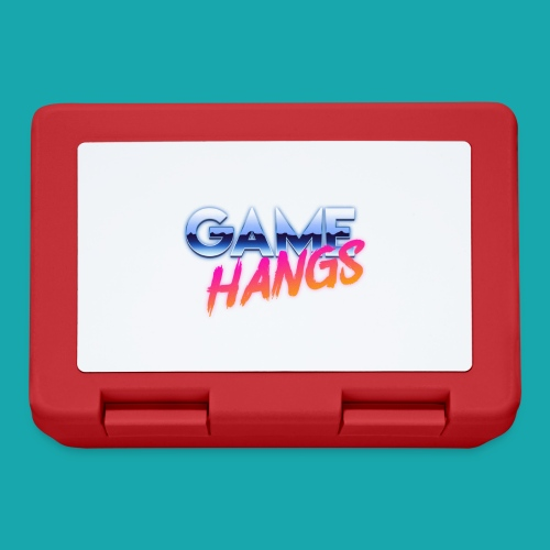 GameHangs Snapback - Lunchbox