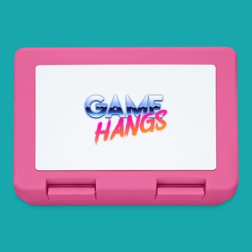 GameHangs Snapback - Lunchbox