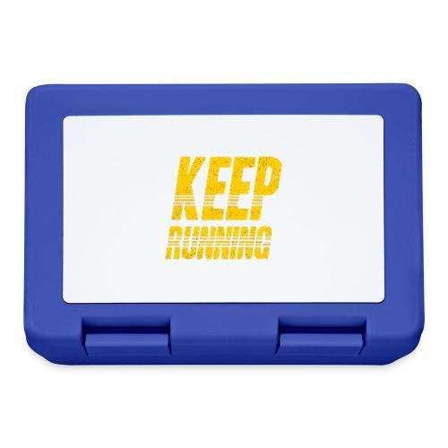 Keep running - Brotdose