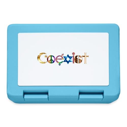 Coexist - Lunchbox