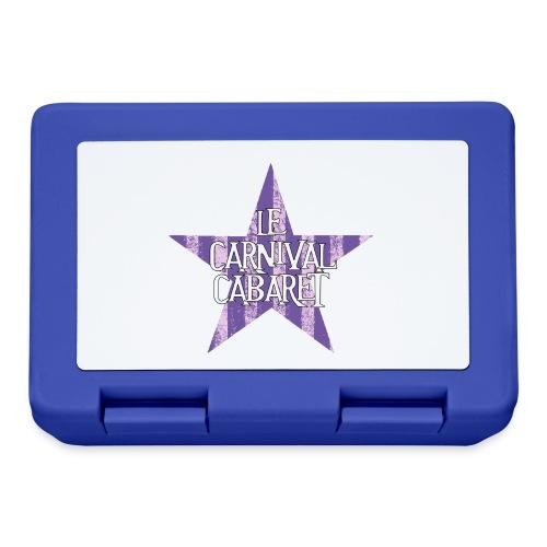 bonnet LCC noir etoie violette - Lunchbox
