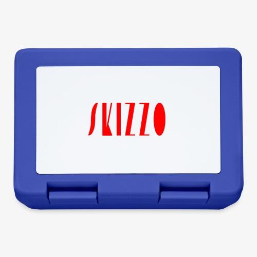 skizzo rosso - Lunchbox