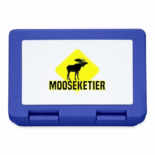 Moosketier - Broodtrommel