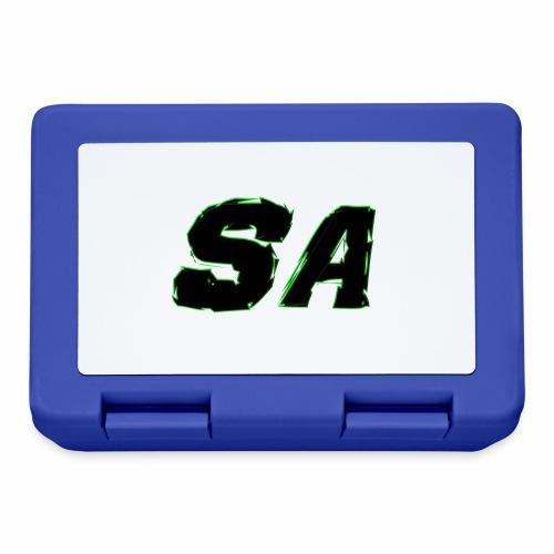 Svart SA Logo - Matlåda