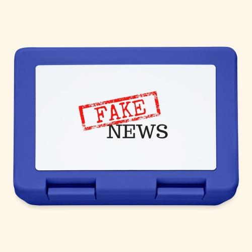 fake news - Lunchbox