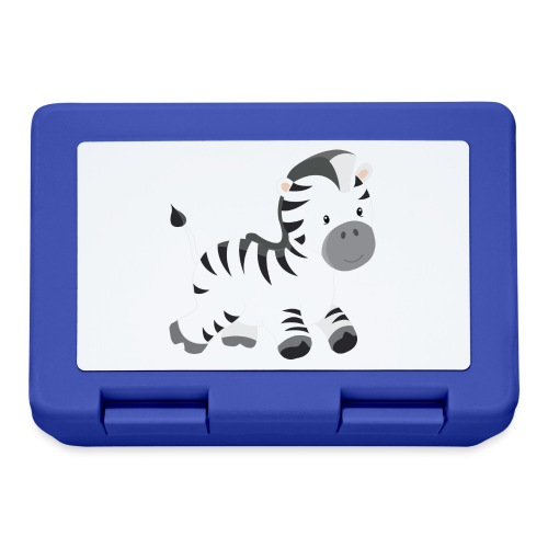 Zebra - Brotdose