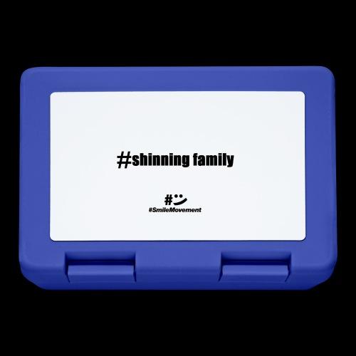 shinning family - Boîte à goûter.