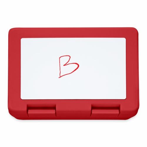 limited edition B - Lunchbox