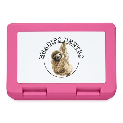 Bradipo Dentro - Lunch box