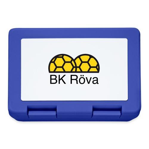Bk Röva logo - Matlåda