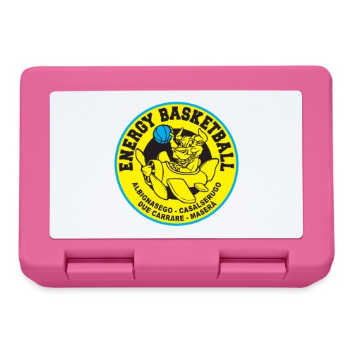 home collection energy basketball - Lunch box